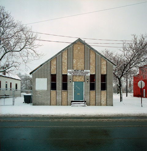 Kevin Bauman photography small churches