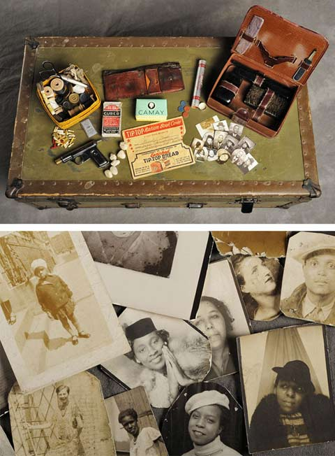 Photos Of Personal Objects Found Inside The Abandoned
