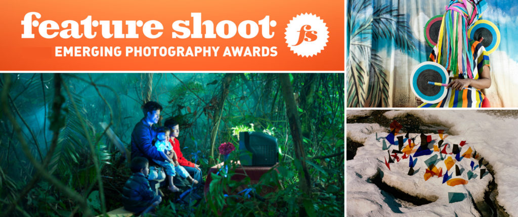 Call for entries: Feature Shoot's 5th annual Emerging Photography Awards! - Feature Shoot