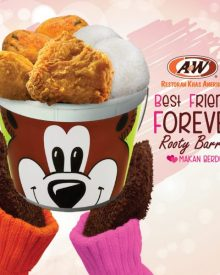 promo restoran a w fried chicken selama februari 2016