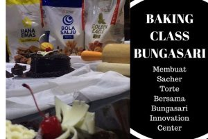 baking class bungasari innovation center