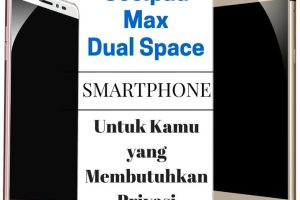 coolpad max dual space