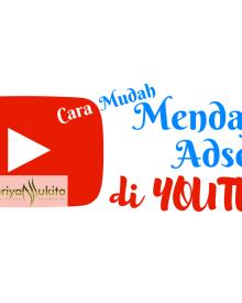 cara mendaftar adsense di youtube - tutorial dan panduan lengkap mendaftar adsense youtube