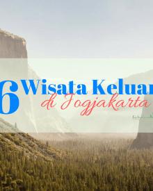 tempat wisata keluarga di jogja - yogyakarta