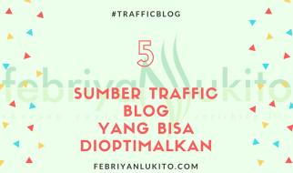 cara menaikkan pengunjung blog dengan melihat sumber traffic blog