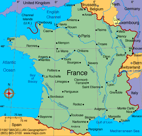 Attraction In Paris France Map map of paris arrondissements maps – Tourist Attractions Map In France