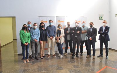 FEDACOVA organiza la visita de empresas de agroalimentación al centro demostrador de ITI, DataRoom