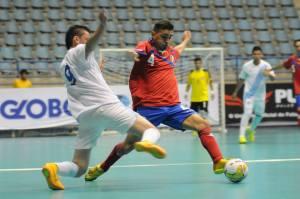 CRC vs GUA sala