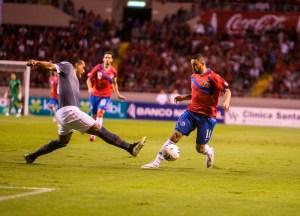 John Jairo Ruiz Costa Rica vs Paraguay Marzo 2015