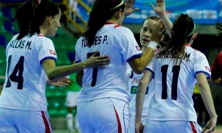 Femenina futsal se fogueará en Uruguay
