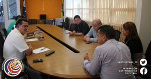 Reunion Arbitraje con Herediano y FEDEFUTBOL (2)