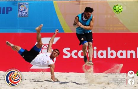 Greivin Pacheco y Johnny Pérez Sele Playa