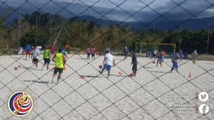 Curso de Futbol playa (2)