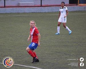 CRC vs Honduras sub 20 femenina 2017-2