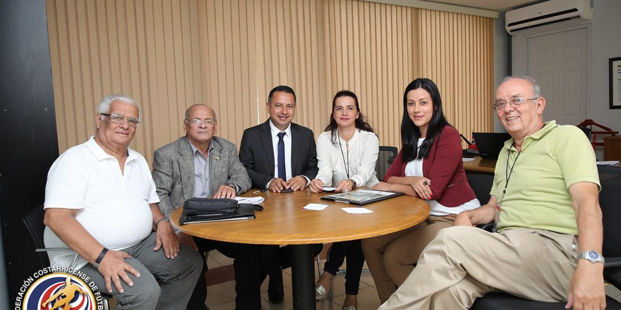 FEDEFUTBOL se une a Corazones Valientes