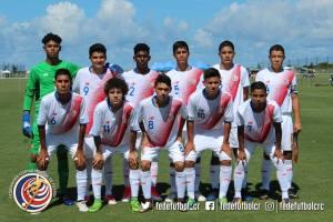 Sub 15 ante Trinidad 2