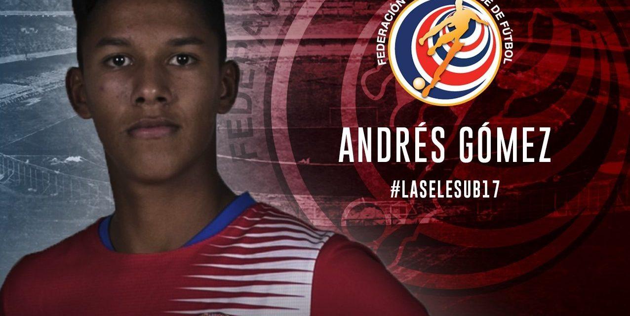 ¿Quién es Andrés Gómez?