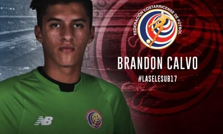 ¿Quién es Brandon Calvo?