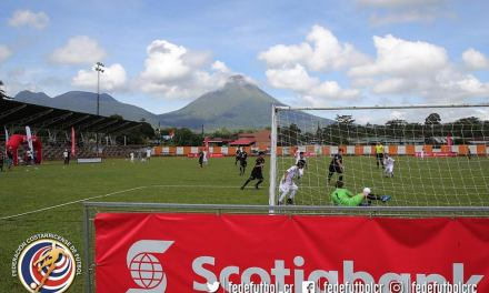 La Fortuna recibió torneo Infantil Scotiabank-FEDEFUTBOL