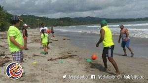 Curso fútbol playa 1
