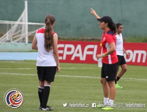 Sele Sub 17 Femenina, Entrenamiento en Panamá, octubre 2017 (3)