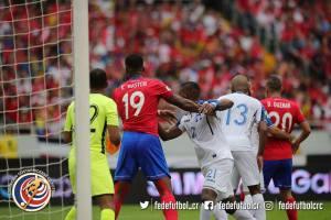 Sele vs Honduras
