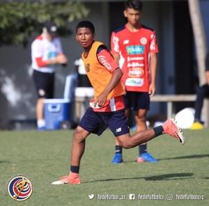 Yecxy Jarquín jugador sub 17 (1)