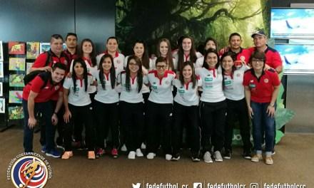 Sele femenina de Futsal cerró amistosos en Sudamérica
