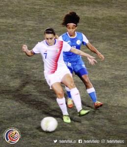 Femenina vs Nicaragua 4