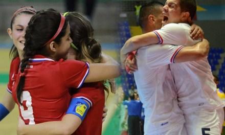 Futsal convocó para los Centroamericanos