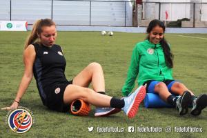 Gloriana Villalobos y Daniela Cruz Juegos Centroamericanos
