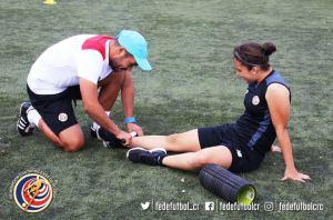 Priscila Chinchilla Juegos Centroamericanos 2017