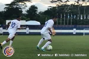 Sub 21 vs Panamá 4