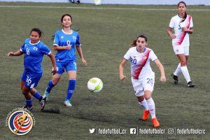 Wendy Acosta Juegos Centroamericanos SLV vs CRC