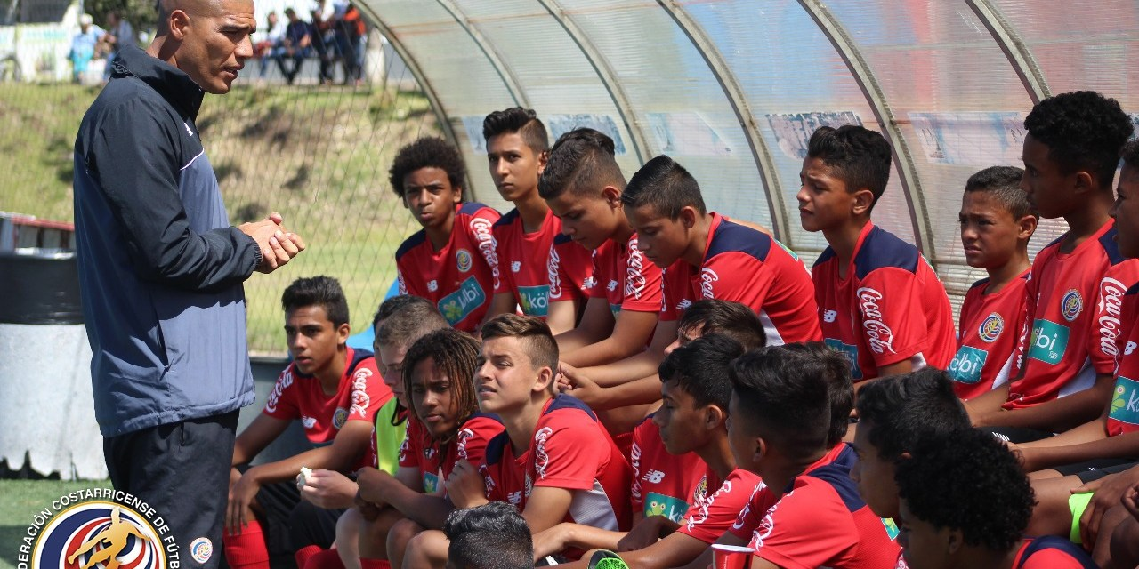 Sub 15 masculina inicia torneo ante Austria