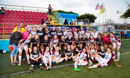 Torneo internacional femenino con más fuerza