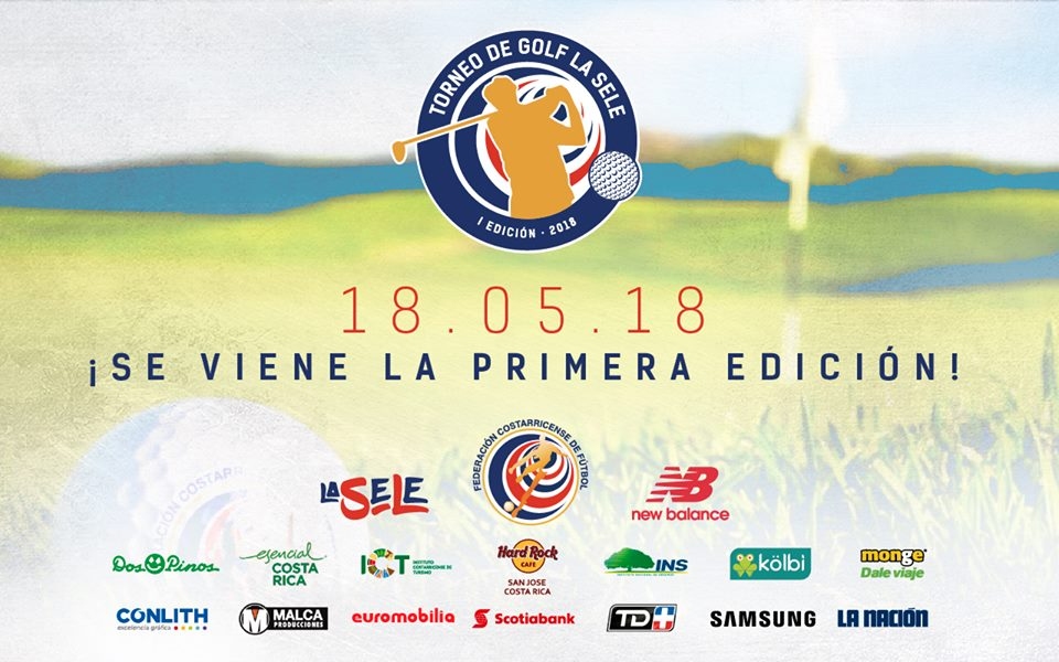 Torneo de Golf La Sele beneficiará a niños de Alajuelita