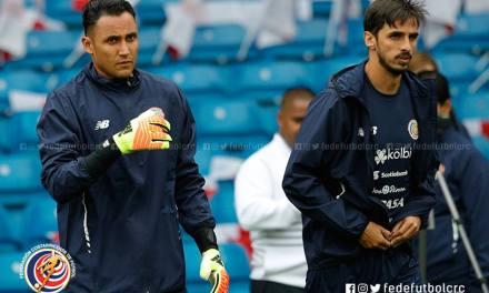 Oscar Ramírez anuncia variantes ante Inglaterra