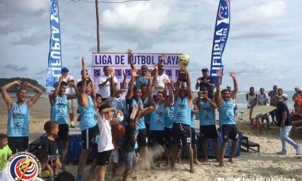 ¡Matapalo campeón del Apertura de playa!
