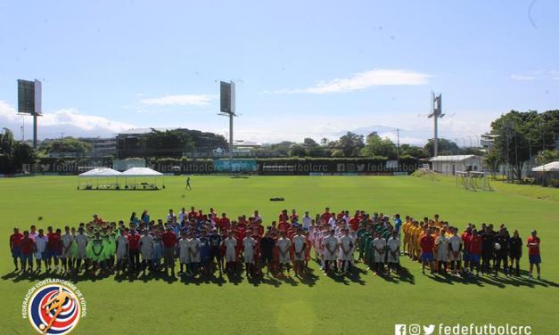 Selecciones regionales pasan a llamarse pre selecciones nacionales