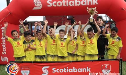 Definidos semifinalistas del Campeonato Infantil Scotiabank