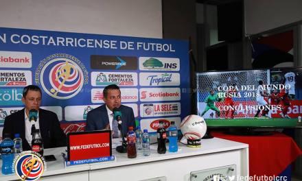 FEDEFUTBOL presenta conclusiones de Rusia 2018