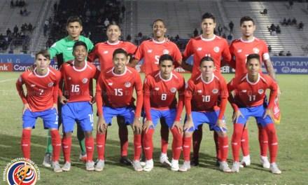 Se complica clasificación al Mundial Sub-20