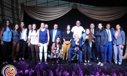 UNIFFUT premió a las mejores del 2018