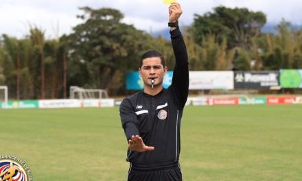Keylor Herrera estrenará gafete FIFA en Limón