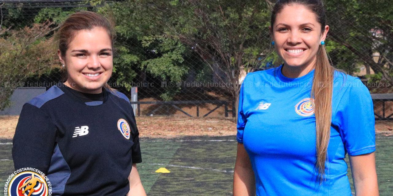 Árbitras ticas son las referentes del Futsal en el área