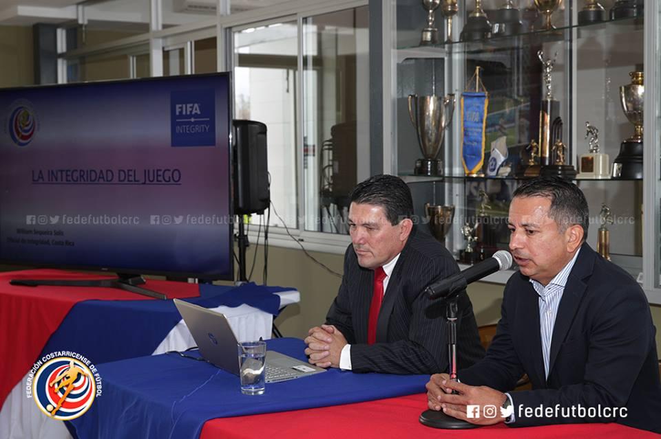 FEDEFUTBOL busca unión en contra del amaño de partidos