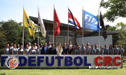 FEDEFUTBOL es sede del primer festival Next Play en Centroamérica