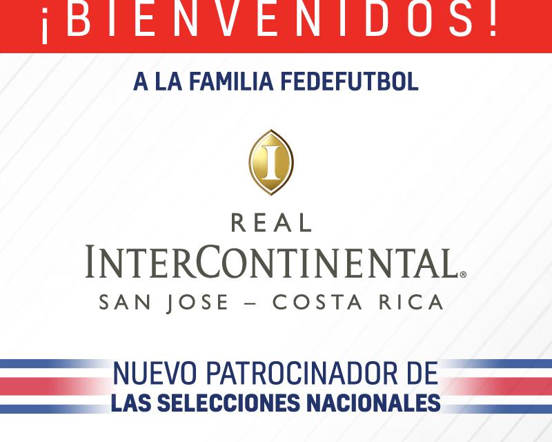 Hotel Real Intercontinental se une a la familia de la FEDEFUTBOL