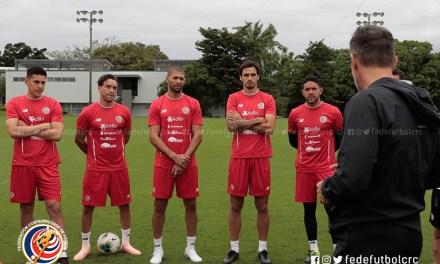 Arrancó preparación para Perú pensando en Copa Oro